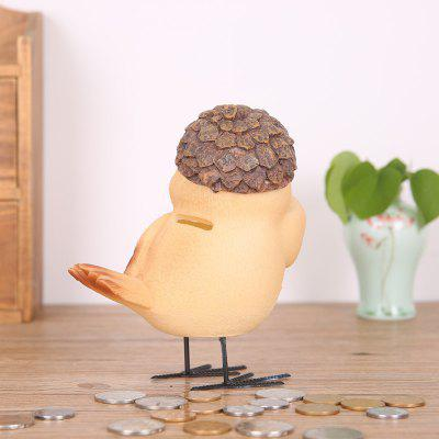 749 Creative Field Chicken Coin Bank 1PCHome Gadgets<br>749 Creative Field Chicken Coin Bank 1PC<br><br>Material: Resin<br>Package Contents: 1 x Coin Bank<br>Package Quantity: 1<br>Package size (L x W x H): 15.00 x 10.00 x 17.00 cm / 5.91 x 3.94 x 6.69 inches<br>Package weight: 0.1500 kg<br>Product size (L x W x H): 12.00 x 7.50 x 14.50 cm / 4.72 x 2.95 x 5.71 inches<br>Product weight: 0.1200 kg<br>Style: Animal, Cartoon