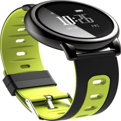 B8 GPS Smart Bracelet Heart Rate Blood Pressure Oxygen Monitor IP67 Waterproof WatchSmart Watches<br>B8 GPS Smart Bracelet Heart Rate Blood Pressure Oxygen Monitor IP67 Waterproof Watch<br><br>Available Color: Red,Green,Yellow<br>Band material: Silicone<br>Battery  Capacity: 80mAh<br>Bluetooth Version: Bluetooth 4.0<br>Case material: Zinc Alloy<br>Compatability: Android system 4.4 version or above/iOS system 8.0 version or above<br>Compatible OS: IOS, Android<br>Functions: Camera remote control, Sleep management, Measurement of heart rate, Message, Call reminder, Calories burned measuring, Steps counting, Distance recording, Sedentary reminder, Incoming calls show, Time, Alarm Clock, Date, Pedometer, SMS Reminding<br>IP rating: IP67<br>Notification type: Wechat, Twitter, WhatsApp, Facebook<br>Operating mode: Touch Screen<br>Package Contents: 1 x B8 Smart Bracelet,1 x Charging Cable,1 x Chinese and English Manual<br>Package size (L x W x H): 12.50 x 10.00 x 6.05 cm / 4.92 x 3.94 x 2.38 inches<br>Package weight: 0.2000 kg<br>People: Male table,Female table<br>Product size (L x W x H): 27.60 x 4.47 x 1.07 cm / 10.87 x 1.76 x 0.42 inches<br>Product weight: 0.0557 kg<br>Screen type: OLED<br>Shape of the dial: Round<br>Waterproof: Yes