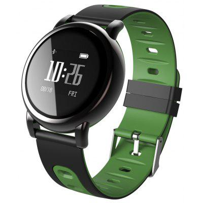 B8 GPS Smart Bracelet Heart Rate Blood Pressure Oxygen Monitor IP67 Waterproof Watch 30Jan