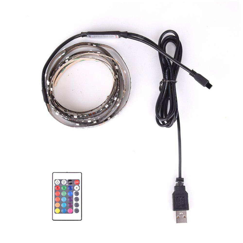True - Shine SMD3528 2M Long RGB LED Strip Light DC5V