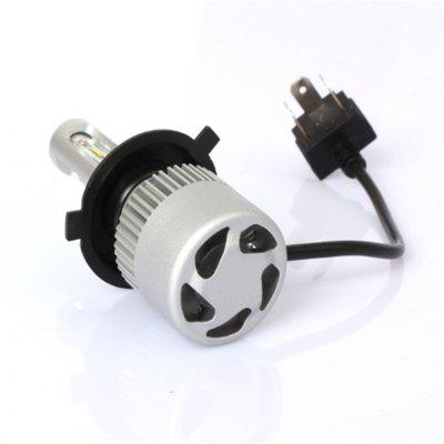 New Product pair of H4 Car LED Headlight Dicen Light SourceCar Lights<br>New Product pair of H4 Car LED Headlight Dicen Light Source<br><br>Apply lamp position: External Lights<br>Apply To Car Brand: Universal<br>Color temperatures: 6000K<br>Connector: H4<br>Emitting color: White<br>Feature: Durable high performance, Power saver, Waterproof/Dustproof, Easy to use<br>LED/Bulb quantity: 4<br>Light mode: Steady<br>Lumens: 8000lm/kit<br>Package Contents: 2 x Car LED Headlight, 1 x English User Manual<br>Package size (L x W x H): 15.30 x 14.40 x 5.70 cm / 6.02 x 5.67 x 2.24 inches<br>Package weight: 0.2270 kg<br>Power: 36W<br>Type: Car LED, Headlights<br>Type of lamp-house: LED<br>Voltage: 9 - 32V