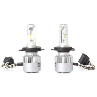 New Product H4 Car LED Headlight Dicen Light Source