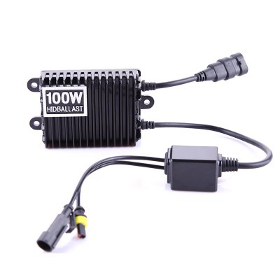 Dicen New Product 12V 100W Car Hid Ballast Headlight Xenon Ballast-BlackCar Lights<br>Dicen New Product 12V 100W Car Hid Ballast Headlight Xenon Ballast-Black<br><br>Apply lamp position: External Lights<br>Apply To Car Brand: Universal<br>Connector: No<br>Feature: Low Power Consumption, Easy to use, Durable high performance, Waterproof/Dustproof, Power saver<br>Light mode: Steady<br>Lumens: ?<br>Material: Metal<br>Package Contents: 1 x Hid Ballast<br>Package size (L x W x H): 15.90 x 5.10 x 11.00 cm / 6.26 x 2.01 x 4.33 inches<br>Package weight: 0.4550 kg<br>Power: 100W<br>Type: Head Lamp<br>Type of lamp-house: Xenon<br>Voltage: 9-16V