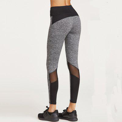 WomenS Fashion Sexy Net Yarn Splicing Yoga PantsPants<br>WomenS Fashion Sexy Net Yarn Splicing Yoga Pants<br><br>Activity: Cycling, Outdoor Lifestyle<br>Features: Quick-drying, Breathable<br>Gender: Women<br>Material: Spandex, Polyester<br>Package Content: 1XPants<br>Package size: 1.00 x 1.00 x 1.00 cm / 0.39 x 0.39 x 0.39 inches<br>Package weight: 0.2500 kg<br>Season: Autumn, Winter, Summer, Spring