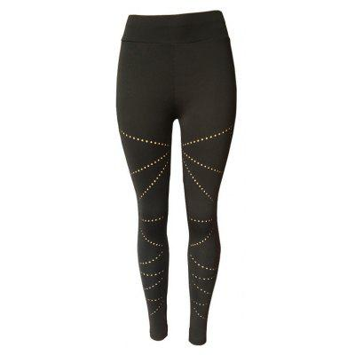 Women'S Clothing Fashion Sexy Hollow Pants