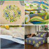 Autumn Chinese Style  Bedding Aticle Four Piece Suit - FERN