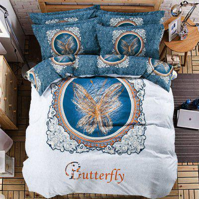 Autumn Fashion Pattern Bedding Article Four Piece SuitBedding Sets<br>Autumn Fashion Pattern Bedding Article Four Piece Suit<br><br>Available Color: Colormix<br>Materials: Cotton<br>Package Contents: 2 x Pillow, 1 x Quilt, 1 x Bed Sheet<br>Package Size(L x W x H): 45.00 x 35.00 x 12.00 cm / 17.72 x 13.78 x 4.72 inches<br>Package weight: 2.3000 kg<br>Product weight: 2.2000 kg