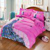 Autumn Art  Pattern Bedding article Four piece suit - PINK