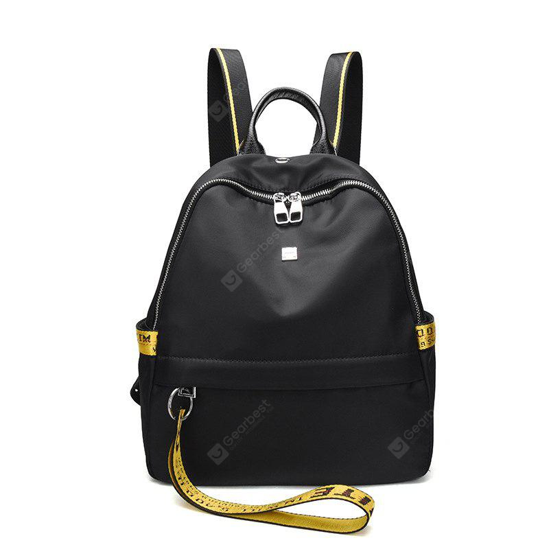 Leisure Bag of Bag Canvas Student Schoolbag Lady