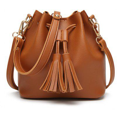 Hand Bucket Bag Small Bag of Autumn/Winter New Product Women Bag Fashion Single Shoulder Bag