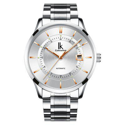 IKCOLOURING K007g 4628 Trendy Leather Band Men Watch