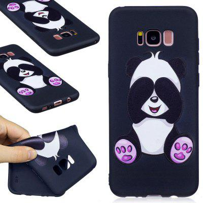 Buy Embossed Painted TPU Phone Case for Samsung Galaxy S8 Plus, SNOW WHITE, Mobile Phones, Cell Phone Accessories, Samsung Accessories, Samsung S Series for $4.99 in GearBest store