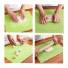Kitchen Baking Silicone Dough Pad - GREEN