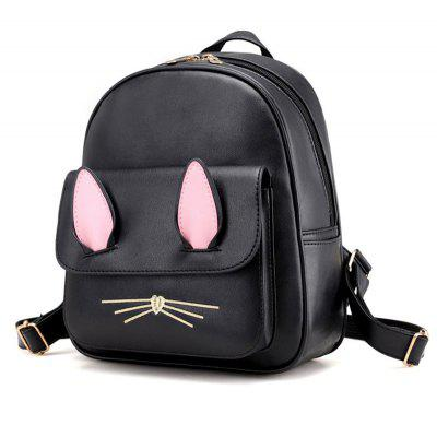 Girl / Women Backpack Student bag Travel bagBackpacks<br>Girl / Women Backpack Student bag Travel bag<br><br>Capacity: 11 - 20L<br>For: Sports, Traveling, Work, Other, Casual<br>Gender: For Women<br>Package Contents: 1x Backpack?1x Small Shoulder Bag?1x Small Hand Bag?1x Card Pack<br>Package size (L x W x H): 24.00 x 12.00 x 30.00 cm / 9.45 x 4.72 x 11.81 inches<br>Package weight: 0.3700 kg<br>Strap Length: 56<br>Style: Cute, Leisure, Fashion<br>Type: Backpack