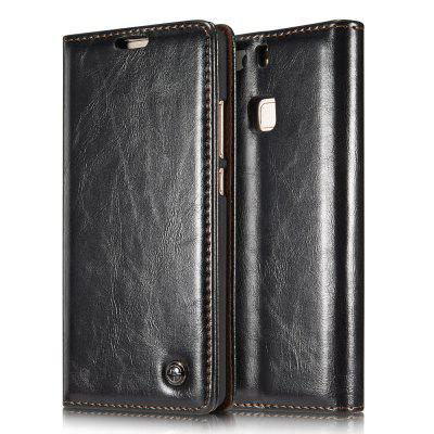 CaseMe Premium Quality Magnetic PU Leather Wallet Stand Case for Huawei P9Cases &amp; Leather<br>CaseMe Premium Quality Magnetic PU Leather Wallet Stand Case for Huawei P9<br><br>Compatible Model: Huawei P9<br>Features: Cases with Stand, With Credit Card Holder<br>Mainly Compatible with: HUAWEI<br>Material: PU Leather, TPU<br>Package Contents: 1 x Phone Case<br>Package size (L x W x H): 19.00 x 11.00 x 5.00 cm / 7.48 x 4.33 x 1.97 inches<br>Package weight: 0.1500 kg<br>Product weight: 0.1000 kg<br>Style: Solid Color, Vintage