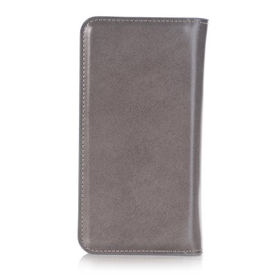 High Quality Plain Texture Leather Wallet Case with Detached Back Cover for iPhone 7 / 8 folio wallet cross texture leather case for iphone 7 pinky beach