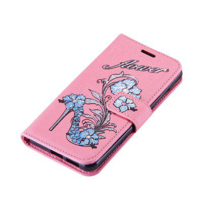 Wkae Printed Rattan Shoes Leather Case Cover with Hold Lanyard and Card Slots for Huawei NOVACases &amp; Leather<br>Wkae Printed Rattan Shoes Leather Case Cover with Hold Lanyard and Card Slots for Huawei NOVA<br><br>Compatible Model: Huawei NOVA<br>Features: Dirt-resistant, Full Body Cases, Cases with Stand, With Credit Card Holder, Anti-knock<br>Mainly Compatible with: HUAWEI<br>Material: PU Leather, TPU<br>Package Contents: 1 x Phone Case<br>Package size (L x W x H): 20.00 x 15.00 x 2.00 cm / 7.87 x 5.91 x 0.79 inches<br>Package weight: 0.1000 kg<br>Style: Novelty