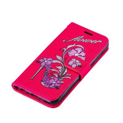 Wkae Printed Rattan Shoes Leather Case Cover with Hold Lanyard and Card Slots for Huawei NOVA 2Cases &amp; Leather<br>Wkae Printed Rattan Shoes Leather Case Cover with Hold Lanyard and Card Slots for Huawei NOVA 2<br><br>Compatible Model: Huawei NOVA 2<br>Features: Full Body Cases, Cases with Stand, With Credit Card Holder, Anti-knock, Dirt-resistant<br>Mainly Compatible with: HUAWEI<br>Material: TPU, PU Leather<br>Package Contents: 1 x Phone Case<br>Package size (L x W x H): 20.00 x 15.00 x 2.00 cm / 7.87 x 5.91 x 0.79 inches<br>Package weight: 0.1000 kg<br>Style: Novelty, Pattern