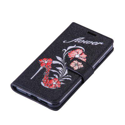 Wkae Printed Rattan Shoes Leather Case Cover with Hold Lanyard and Card Slots for Huawei P10 LITECases &amp; Leather<br>Wkae Printed Rattan Shoes Leather Case Cover with Hold Lanyard and Card Slots for Huawei P10 LITE<br><br>Compatible Model: Huawei P10 LITE<br>Features: Full Body Cases, Cases with Stand, With Credit Card Holder, Anti-knock, Dirt-resistant<br>Mainly Compatible with: HUAWEI<br>Material: TPU, PU Leather<br>Package Contents: 1 x Phone Case<br>Package size (L x W x H): 20.00 x 15.00 x 2.00 cm / 7.87 x 5.91 x 0.79 inches<br>Package weight: 0.1000 kg<br>Style: Novelty, Pattern
