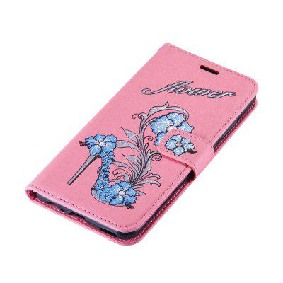 Wkae Printed Rattan Shoes Leather Case Cover with Hold Lanyard and Card Slots for Huawei V9Cases &amp; Leather<br>Wkae Printed Rattan Shoes Leather Case Cover with Hold Lanyard and Card Slots for Huawei V9<br><br>Compatible Model: Huawei V9<br>Features: Full Body Cases, Cases with Stand, With Credit Card Holder, Anti-knock, Dirt-resistant<br>Mainly Compatible with: HUAWEI<br>Material: TPU, PU Leather<br>Package Contents: 1 x Phone Case<br>Package size (L x W x H): 20.00 x 15.00 x 2.00 cm / 7.87 x 5.91 x 0.79 inches<br>Package weight: 0.1000 kg<br>Style: Novelty, Pattern