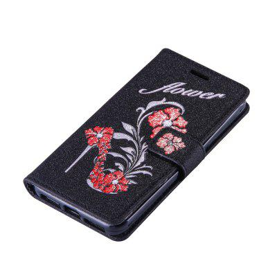 Wkae Printed Rattan Shoes Leather Case Cover with Hold Lanyard and Card Slots for Huawei Y6 ProCases &amp; Leather<br>Wkae Printed Rattan Shoes Leather Case Cover with Hold Lanyard and Card Slots for Huawei Y6 Pro<br><br>Compatible Model: Huawei Y6 Pro<br>Features: Dirt-resistant, Full Body Cases, Cases with Stand, With Credit Card Holder, Anti-knock<br>Mainly Compatible with: HUAWEI<br>Material: PU Leather, TPU<br>Package Contents: 1 x Phone Case<br>Package size (L x W x H): 20.00 x 15.00 x 2.00 cm / 7.87 x 5.91 x 0.79 inches<br>Package weight: 0.1000 kg<br>Style: Pattern