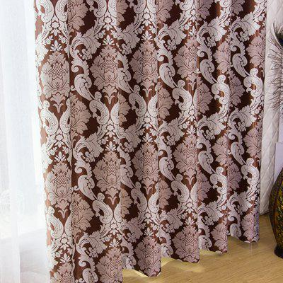 European Simple Style Jacquard Living Room Bedroom Dining Room CurtainWindow Treatments<br>European Simple Style Jacquard Living Room Bedroom Dining Room Curtain<br><br>Crafts: Jacquard,Yarn Dyed<br>Curtain Pattern: Jacquard<br>Curtain Style: European<br>Curtain Type: Curtains Drapes<br>Package Contents: 1 x Curtain, 1 x Hook<br>Package size (L x W x H): 25.00 x 15.00 x 10.00 cm / 9.84 x 5.91 x 3.94 inches<br>Package weight: 1.5000 kg<br>Top Construction: Double Pleated,Grommet Top,Pencil Pleated,Rod pocket,Tab top<br>Type: Curtain