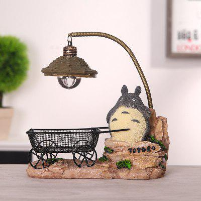 760 Lovely No-face Boy Small Night Light