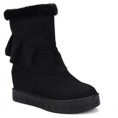 Recreational College Wind in The Snow Boots