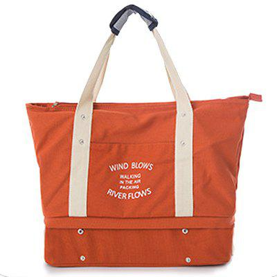 Storage Bag Large Capacity Multi Fuction Clothes Container Travelling Bag
