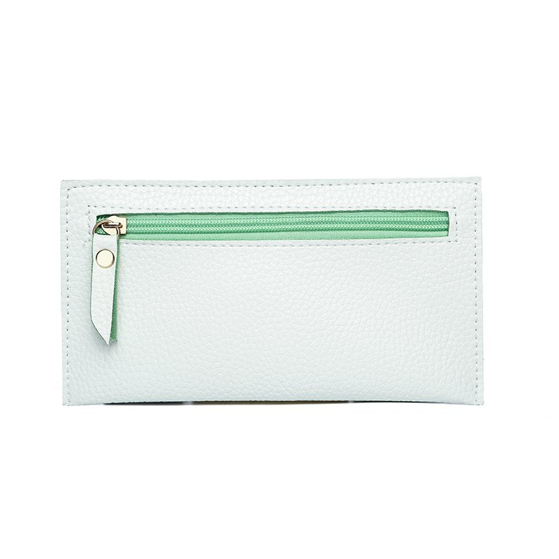 Women'S Purse Female Long Zipper Bag Mini Purse