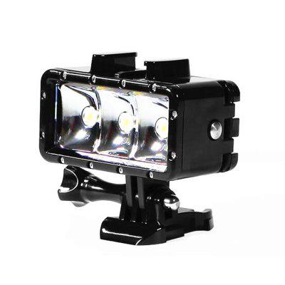 Universal LED Fill Waterproof Sports Camera Underwater Lamp