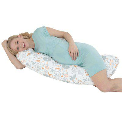 i-baby C-shaped Pregnancy Pillow Maternity Nursing Support Cushion