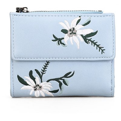 Girl's New Elegant Pattern Wallet