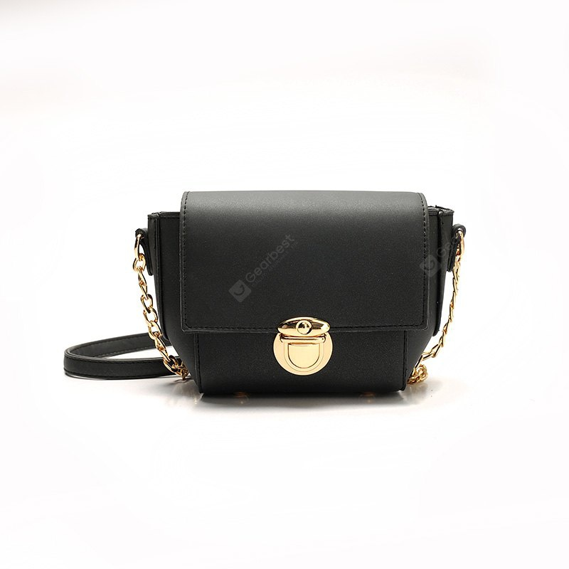 Simple Fashion Casual PU Leather Shoulder Bag