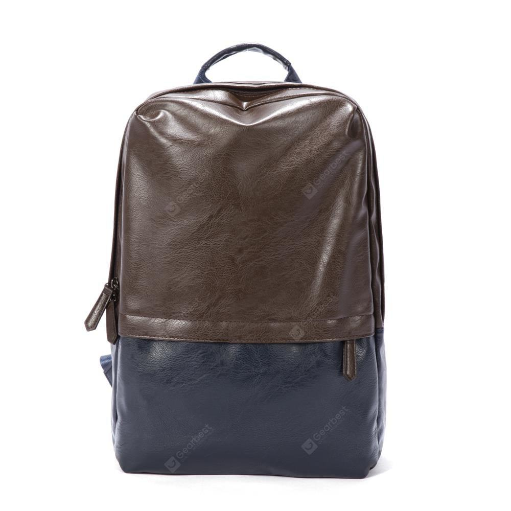 Durable Men Backpack with USB Charging Port