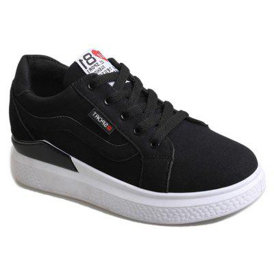 Ladies Fashion Leisure Shoes and Lace
