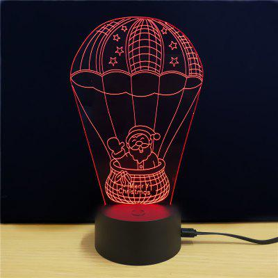 M.Sparkling TD086 Creative Christmas 3D LED Lamp
