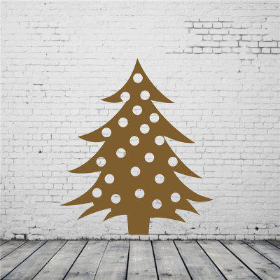 Creative Christmas Tree Removable Wall Stickers