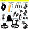 ZFY Sports Camera Accessories Kit for GoPro Hero 6 / 5 / 4 / 3+ / 3 / 2 / 1 / SJ4000 / SJ5000 - COLORMIX
