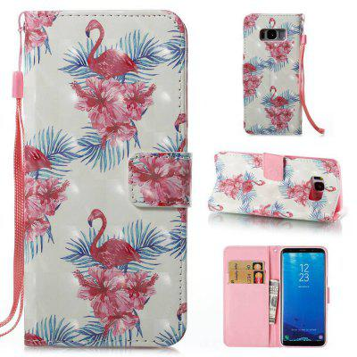 Buy 3D Painted PU Phone Cover Case for Samsung Galaxy S8, SNOW WHITE, Mobile Phones, Cell Phone Accessories, Samsung Accessories, Samsung S Series for $6.80 in GearBest store