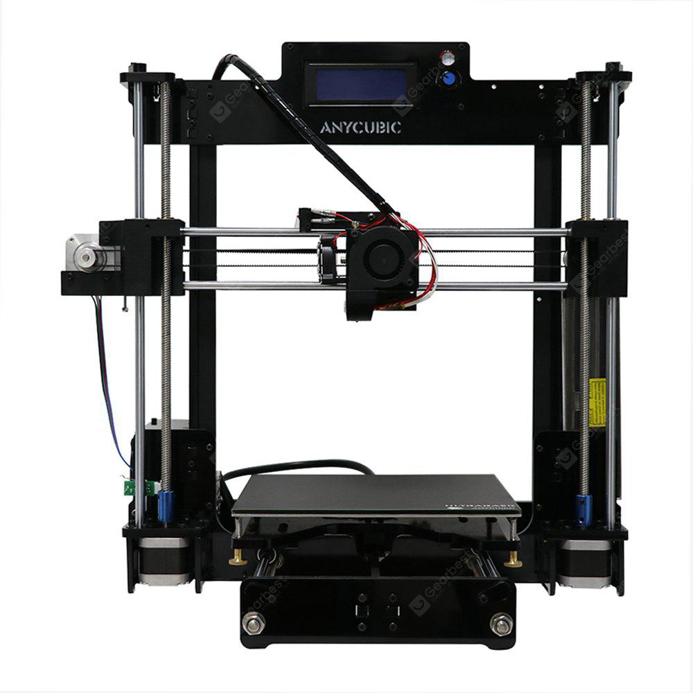 Image result for Anycubic Prusa I3 Semi-assembled 3D Printer