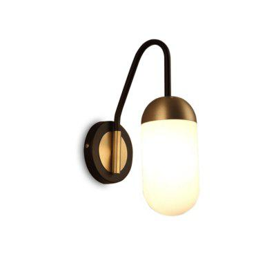 Lanshi Minimalist Bedside  Living Room Restaurant Wall Light