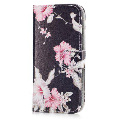 Wkae Marble Leather Wallet Stand Case Cover for iPhone 7 / 8