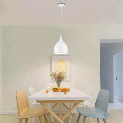 Ever - Flower Modern Simple Style Aluminum Pendant Light