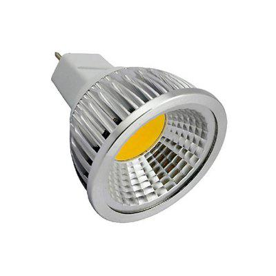 OMTO 4W MR16 ( GU5,3 ) COB LED Foco 1380LM 6500K DC 12V