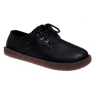 MS Dichotomanthes Bottom Flat Strap Flat Shoes