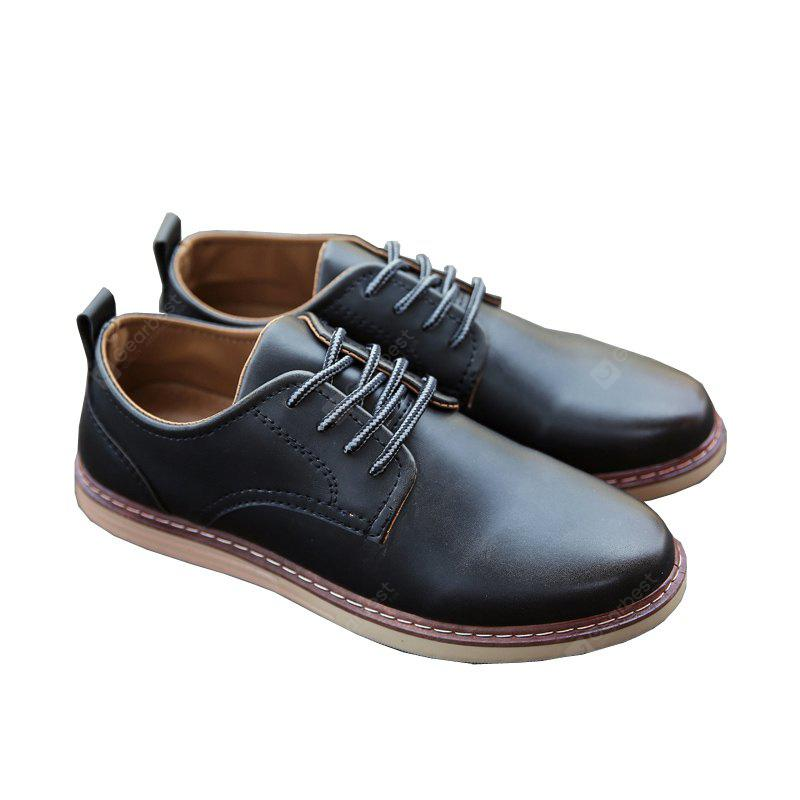 Casual Leather Shoes for Men's Business