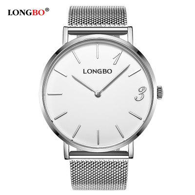 LongBo5 Series 5072 Quartz Couple Watch