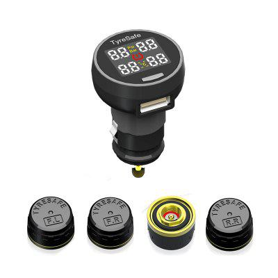 TYRESAFE TP200 Tire Pressure Monitor System