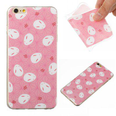Cartoon Series TPU Phone Case for iPhone 6S Plus / 6 Plus